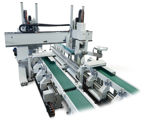 PADE Spin Duet CNC Workcenter Double Head