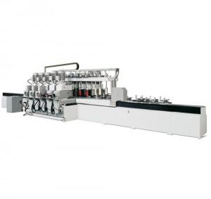 PADE Uinze 10T CNC Linear Shapers Sanders CN Control