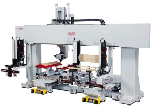 PADE velox CA CNC work center portal